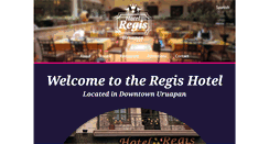 Preview of hotelregis.com.mx