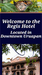 Mobile Preview of hotelregis.com.mx